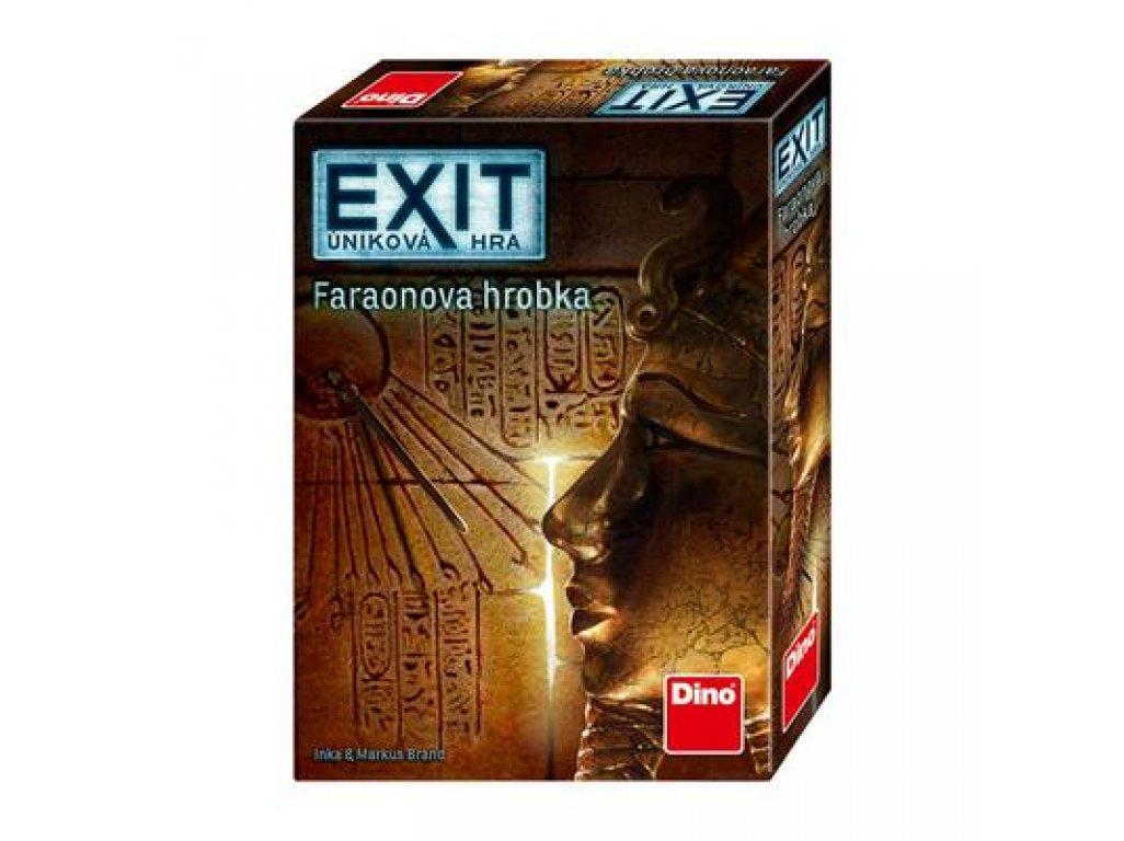 Recenze od Baruš: EXIT - Faraonova hrobka