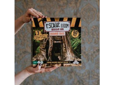 ESCAPE ROOM: Rodinná edice