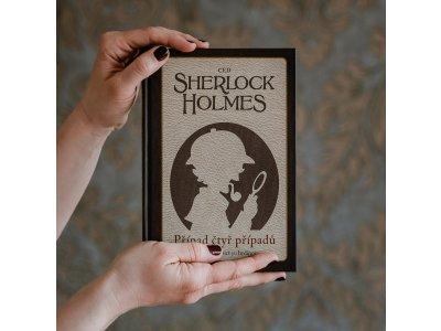 Komiks, v němž jsi hrdinou - Sherlock Holmes: Případ čtyř případů