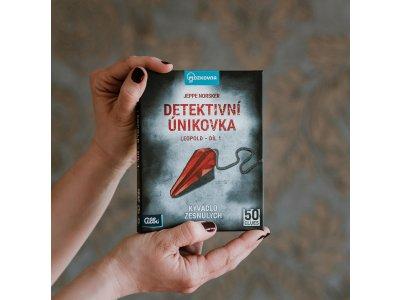 Detektivní únikovka 1 - Kyvadlo zesnulých