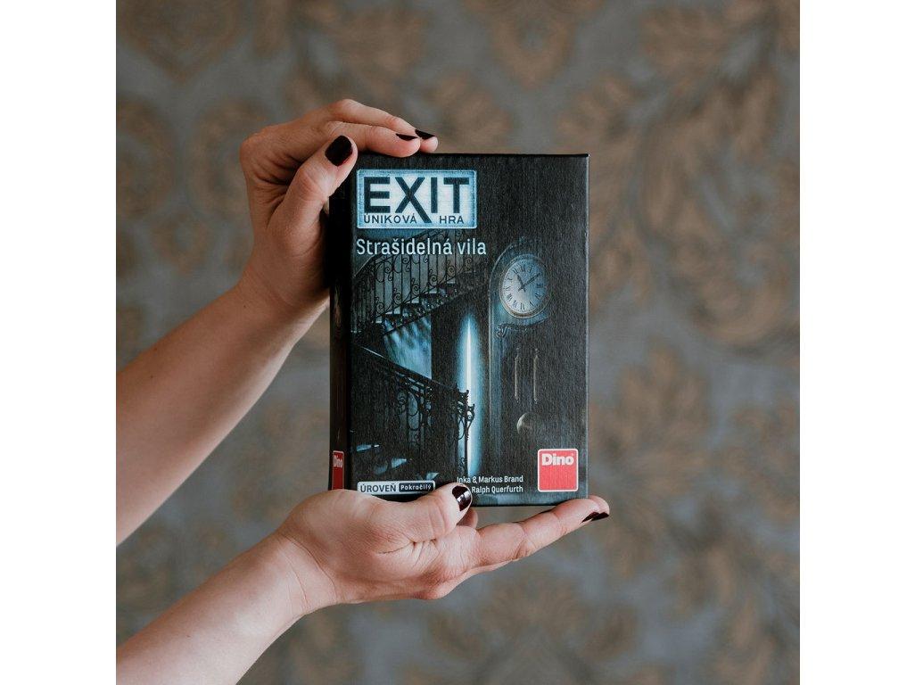 EXIT: Strašidelná vila