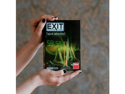 EXIT: Tajná laboratoř