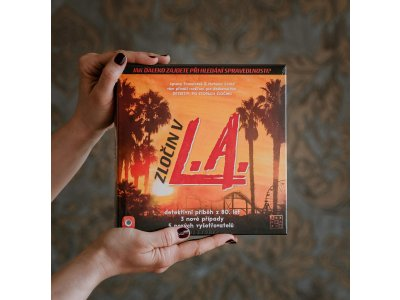 Detektiv - Zločin v L.A. (rozšíření)