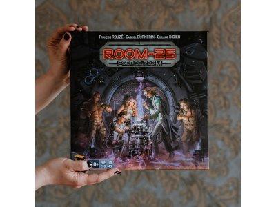 ROOM 25 - Úniková hra (rozšíření)