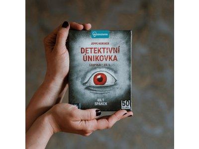 Detektivní únikovka 2 - Bílý spánek