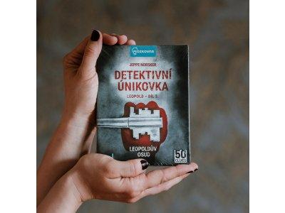 Detektivní únikovka 3 - Leopoldův osud